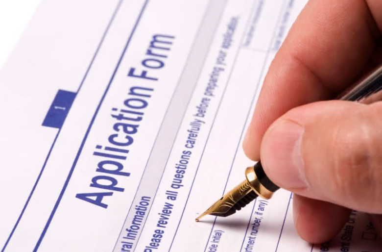 Secondary application form